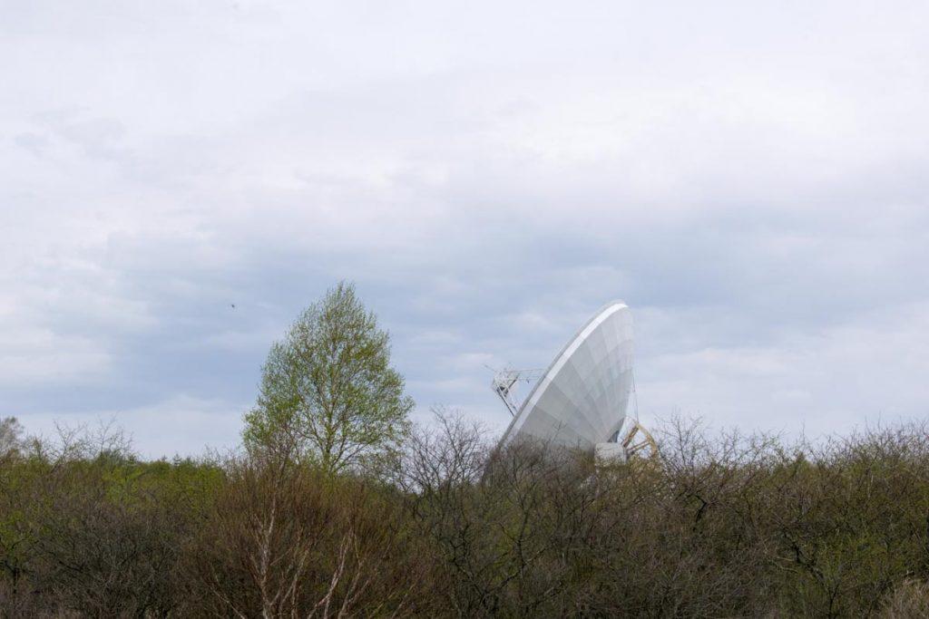 野辺山宇宙電波観測所 45mm電波望遠鏡