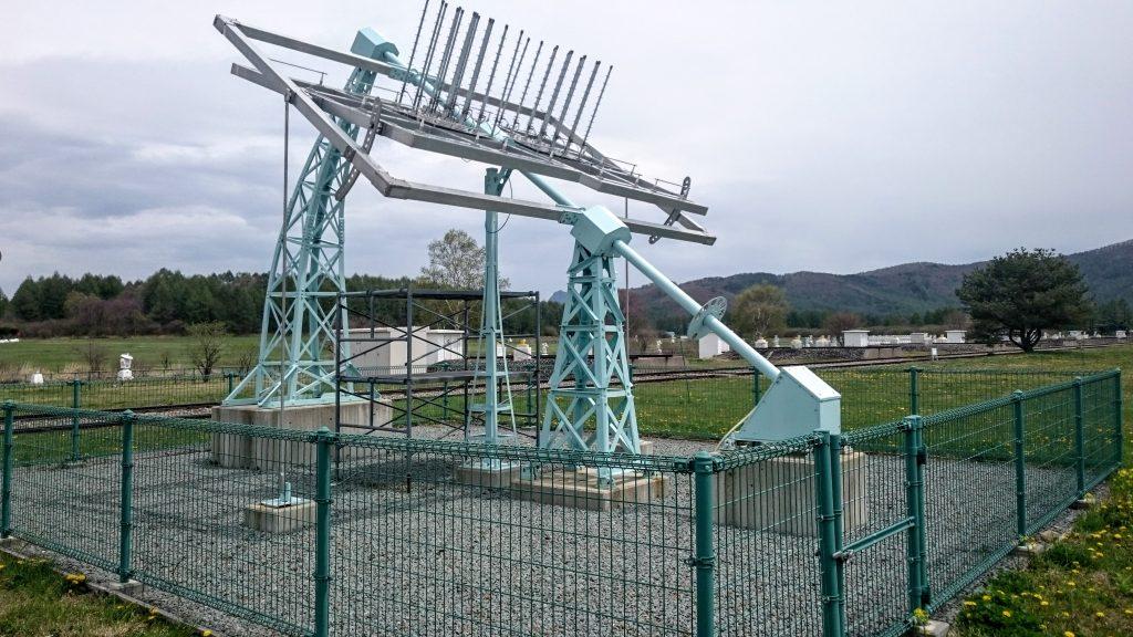 野辺山宇宙電波観測所 電波望遠鏡