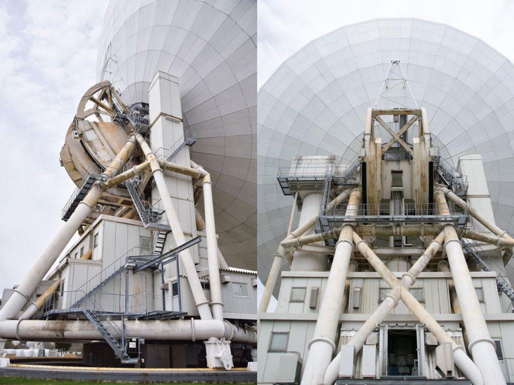 野辺山宇宙電波観測所 ミリ波干渉計